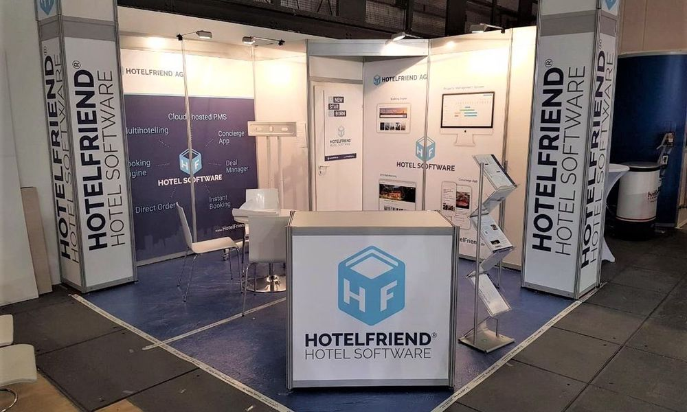 HotelFriend at ITB 2018
