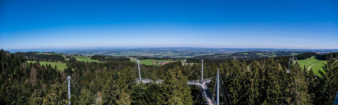 Skywalk in Scheidegg