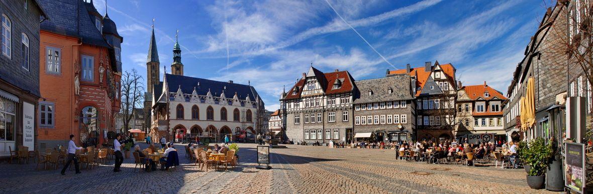 Platz von Goslar