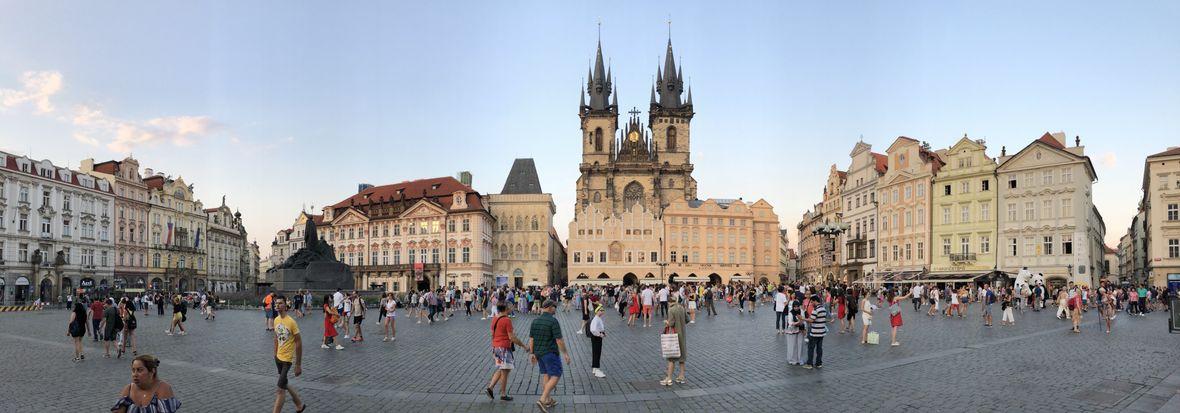 Prager Burg (Pražský hrad)