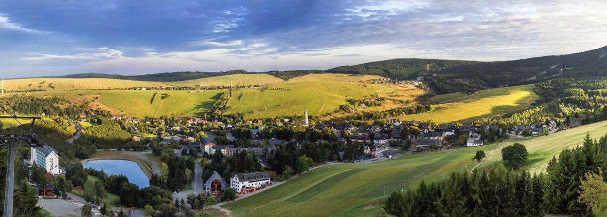 Oberwiesenthal Panorama