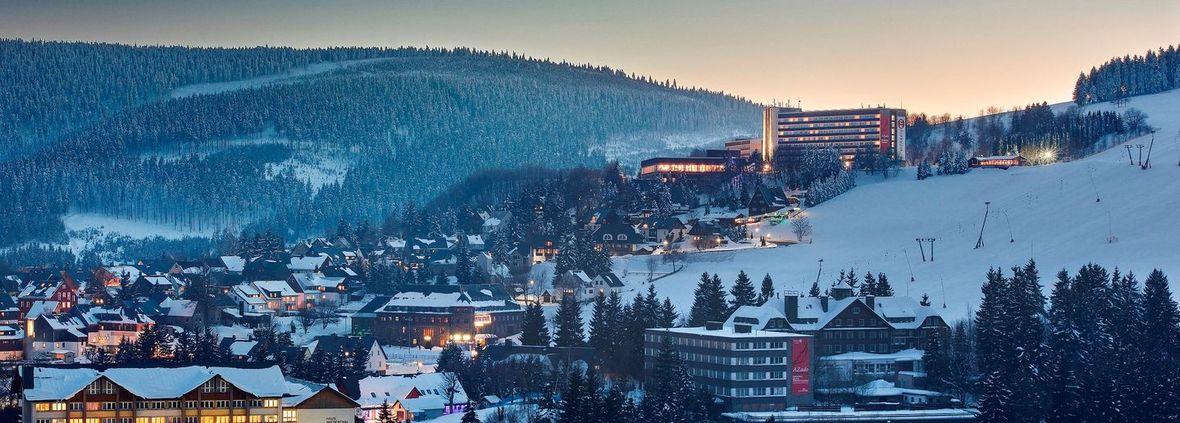 Oberwiesenthal view