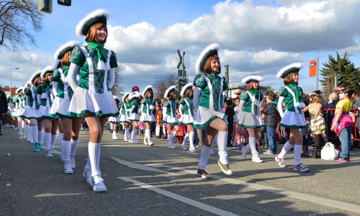 Karneval 2019 in Deutschland