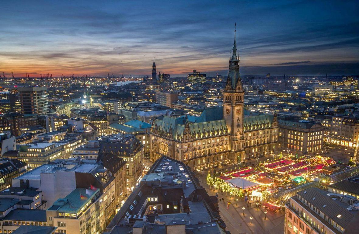 Weihnachtsmärkte München 2021