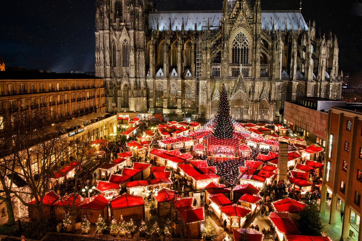 Top-10 Christmas markets in Germany