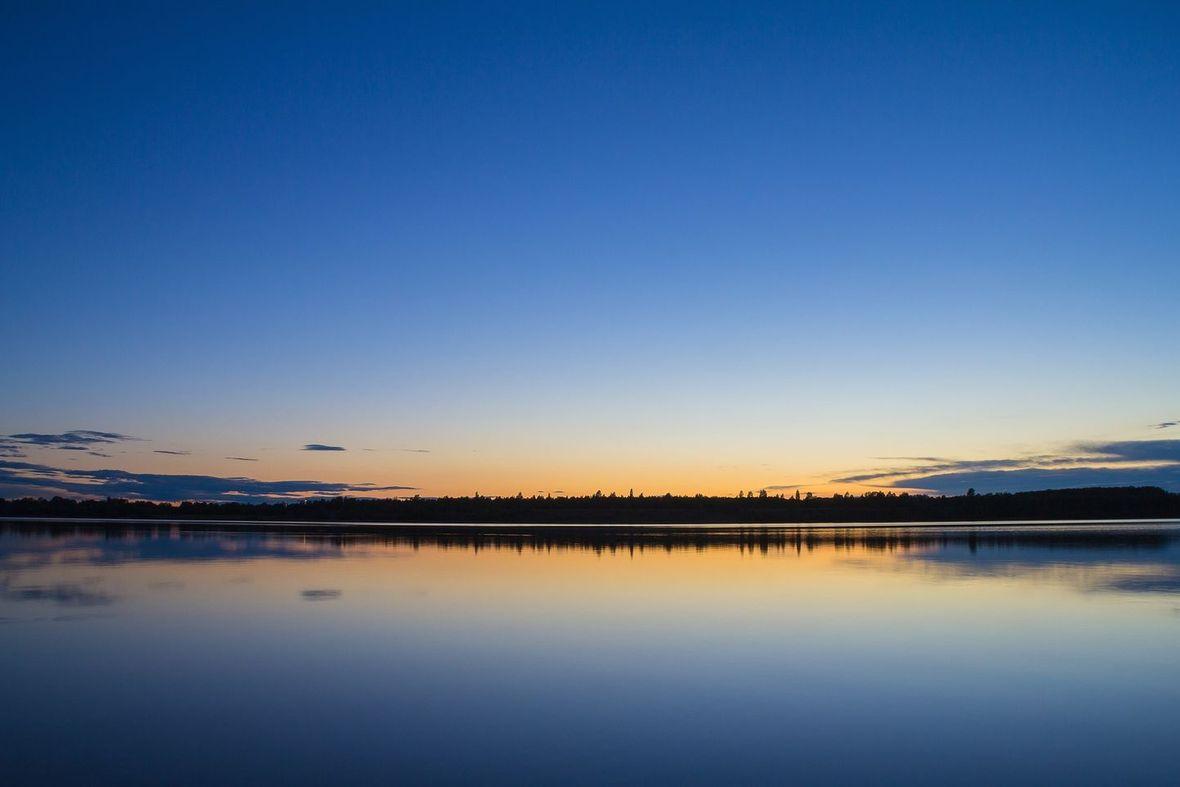 Schladitzer Lake