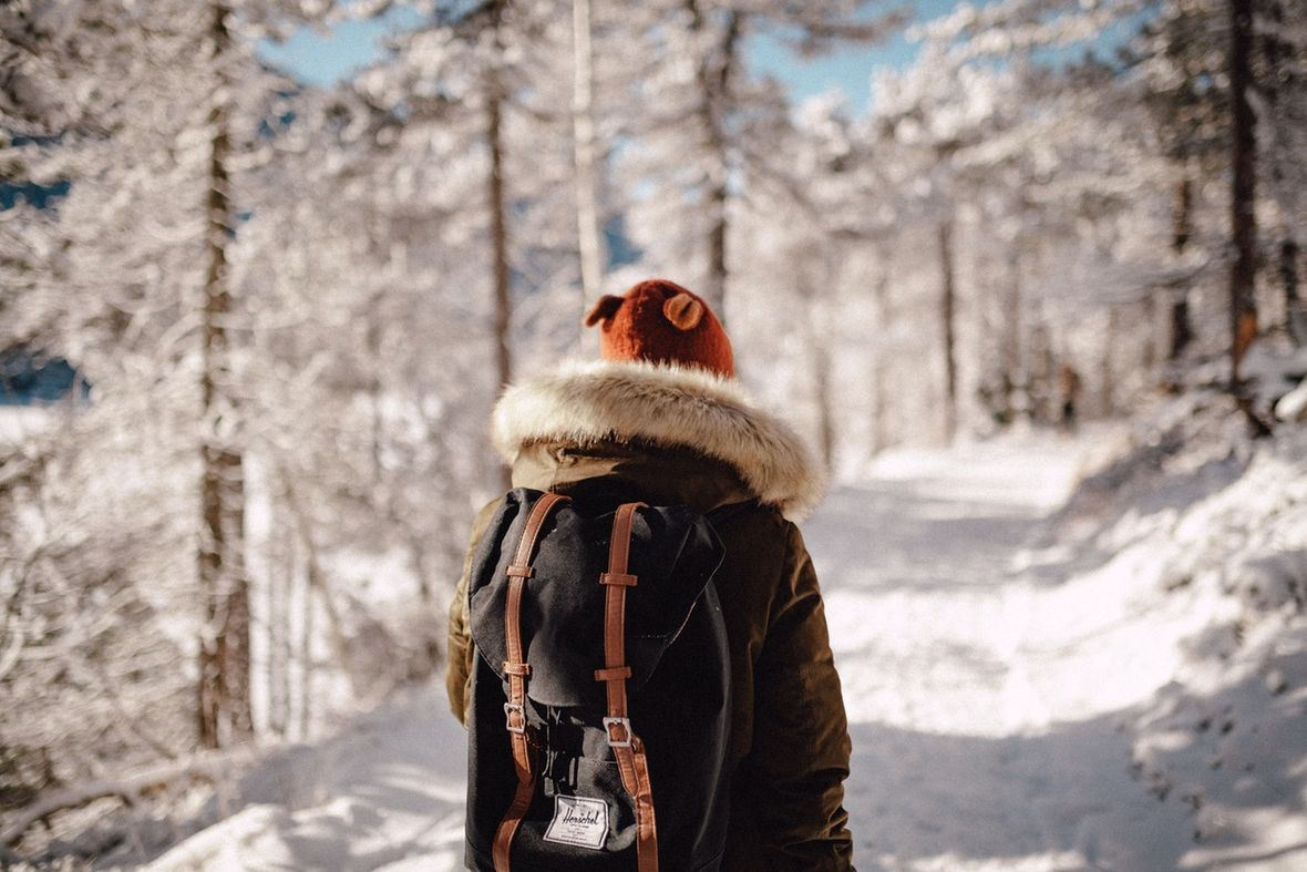 Winterurlaub Oberbayern