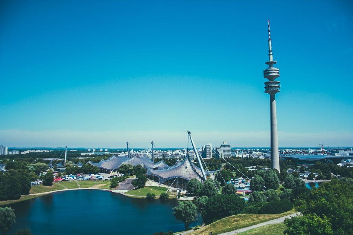 Olympiapark Oberbayern