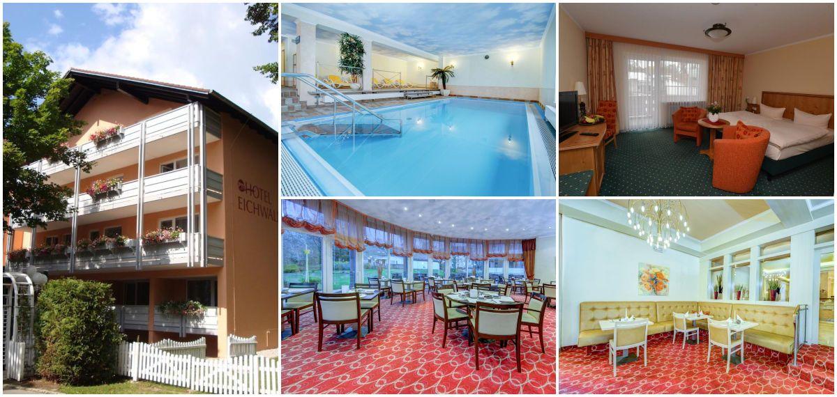 4 Tage Im Hotel Eichwald In Bad Worishofen 2 Tickets Fur Die