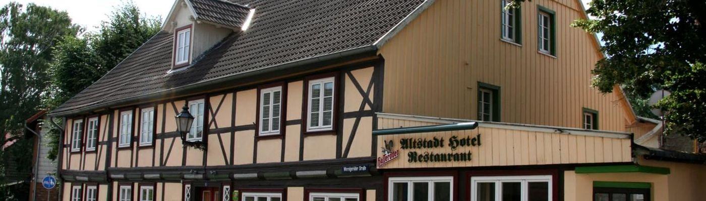 ilsenburg altstadt hotel