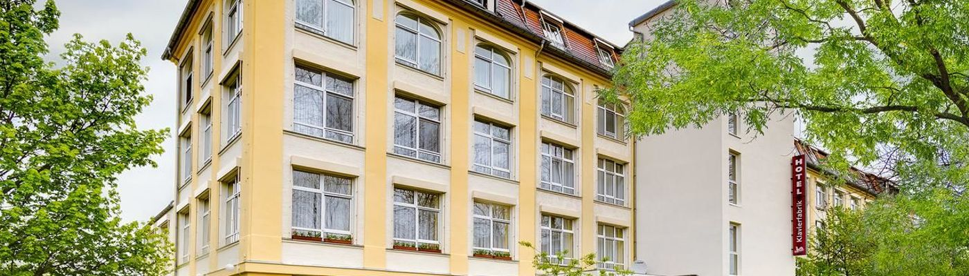 hotel alte klavierfabrik meissen