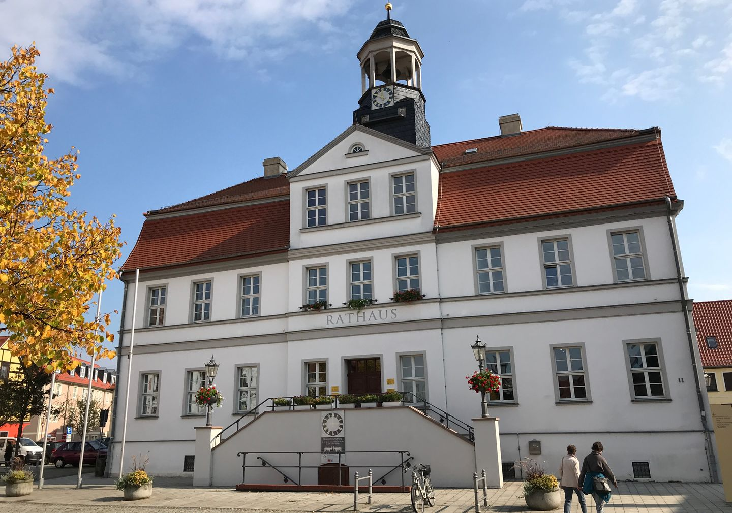 Bad Düben town hall