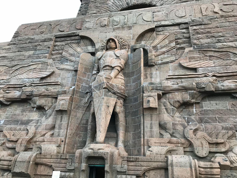 Erzengel Michael - Völkerschlachtdenkmal