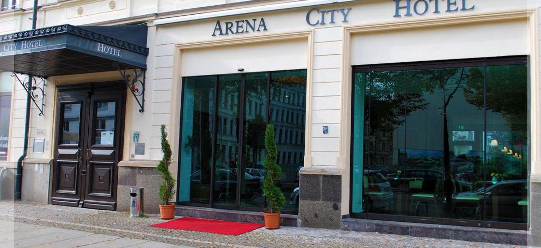 hotel arena city leipzig mitte