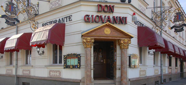 hotel and ristorante don giovanni