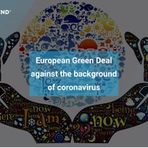 European Green Deal against the background of coronavirus: the priorities for the hotel industry