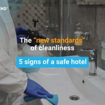 Meeting the new standards of cleanliness: 5 signs of a safe hotel