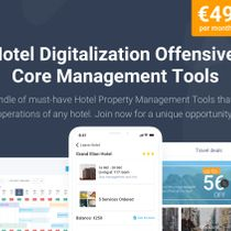 Digitalization Offensive for Small and Medium-Sized Hotels