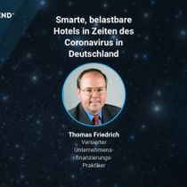 Smart resilient hotels in times of coronavirus crisis in Germany