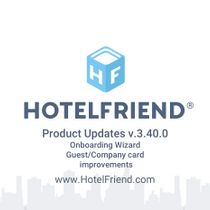 Product Updates v.3.40.0: Onboarding Wizard, Guest/Company card updates