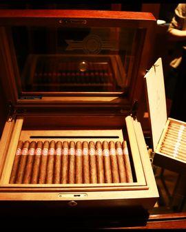 zigarrenmenu