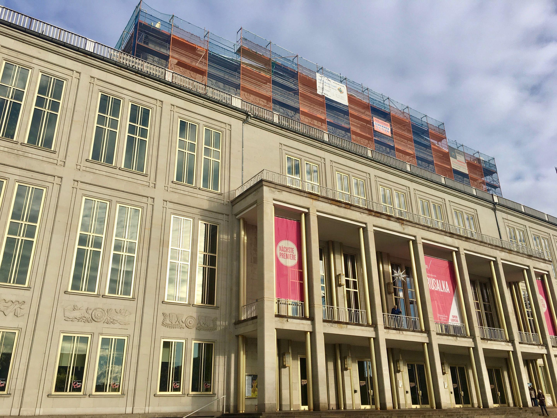 Opera in Leipzig 11.2017