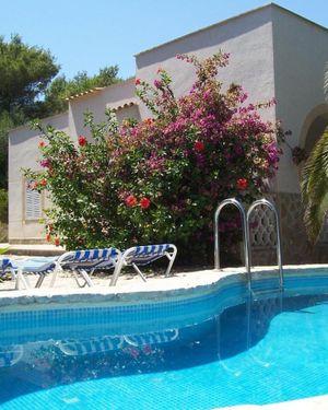 Serene Villa in Cala Murada with Swimming Pool
