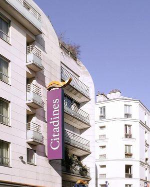 Citadines Didot Montparnasse Paris
