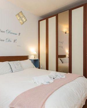 Rental in Rome Panieri Terrace Apartment