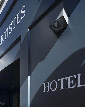 Hôtel a la Villa Des Artistes