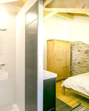 Chalet with 5 Bedrooms in Les Arcs, with Wonderful Mountain View, Furn