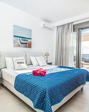 Afantou Villa Sleeps 8 Pool Air Con Wifi
