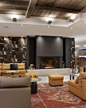 Stylish Apartment in the Center of a Cozy Ski Village