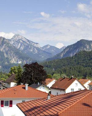 Ferienwohnung Schlossblick - City