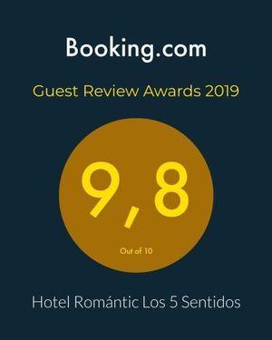 Hotel Romantic Los 5 Sentidos