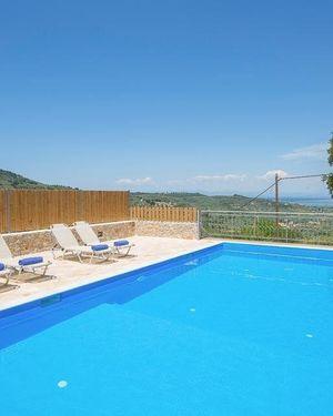 Katouna Villa Sleeps 4 Pool Air Con Wifi