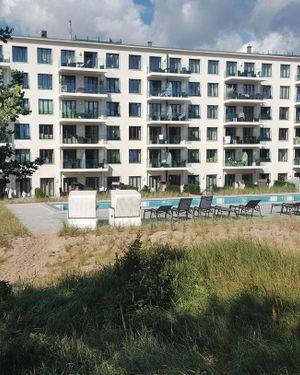 Prora Solitaire Garden Suite Pool