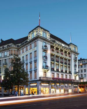 Savoy Baur En Ville