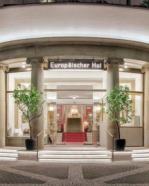 hotel europaischer hof heidelberg