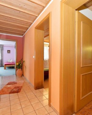 Nice Flat with Sauna, Covered Terrace, Garden And Tree House for Child