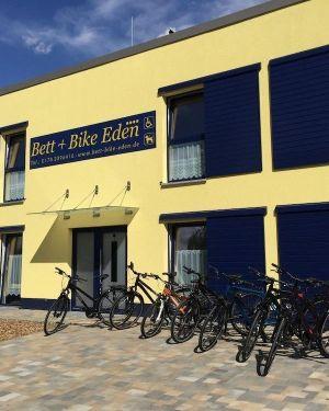 Bett & Bike Eden