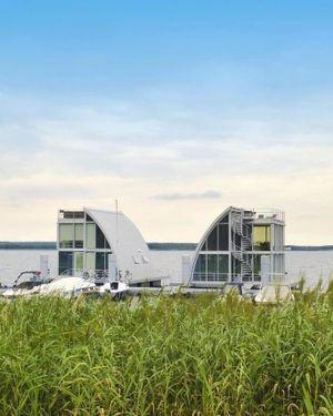 Holiday Homes in Der Lausitz Auf Dem Geierswalder See Geierswalde - Db