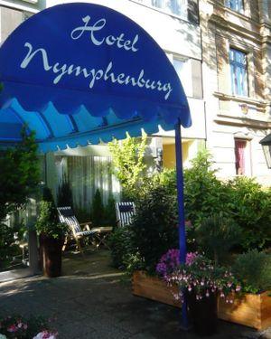 hotel nymphenburg munchen