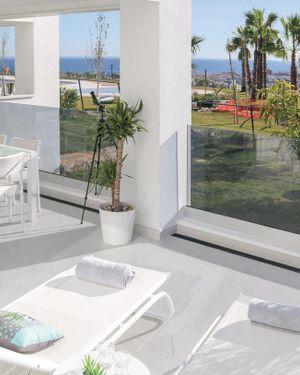 Four-Bedroom Apartment in Estepona