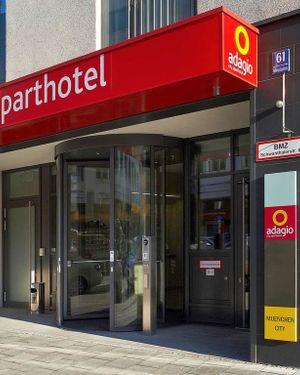 aparthotel adagio munchen city
