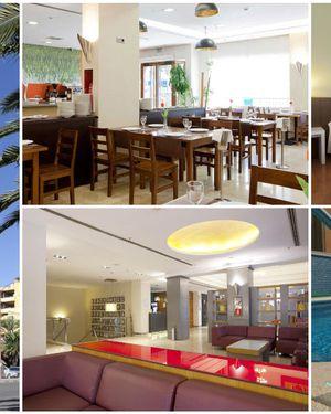 hotel vertice sevilla   tage zu zweit im   hotel vertice sevilla in sevilla erleben