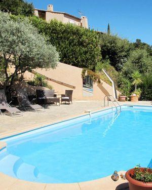 Ferienhaus Mit Pool Cavalaire-Sur-Mer 120s