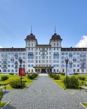 Grand Hotel Des Bains Kempinski St.Moritz