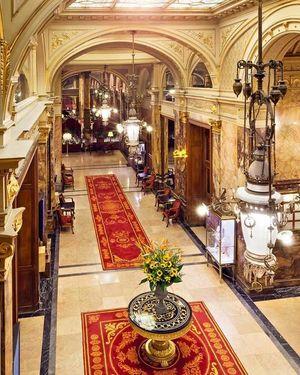 hotel metropole brussel