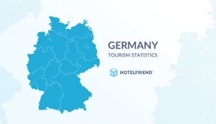 Germany tourism statistics